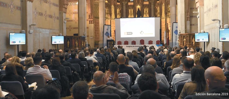 Congreso de Logística celebrado en Barcelona en 2019