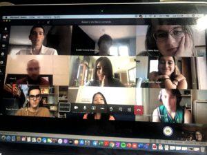 Els alumnes d'Escodi defineixen un pla de marketing online-offline per a Catànies Cudié