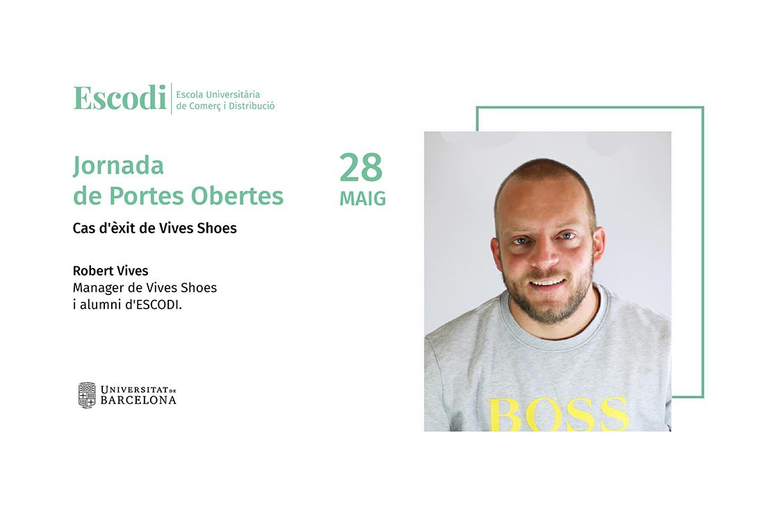 Entrevista Robert Vives